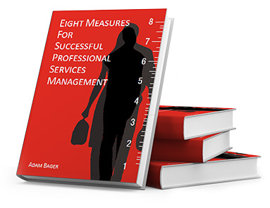 Eight Measures for Successful Professional Service Management
