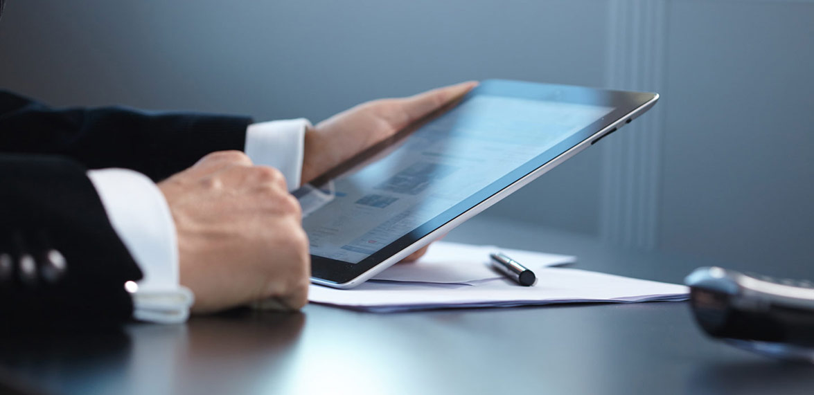 system@work software for mobile device, tablet